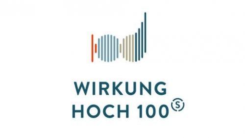 Wirkung Hoch 100 Logo 500X282